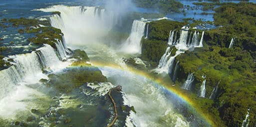 Cascavel para Foz do Iguaçu