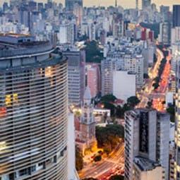 Londrina para São Paulo