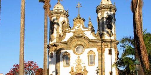 Belo Horizonte para São João del Rei