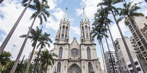 Itajaí para São Paulo