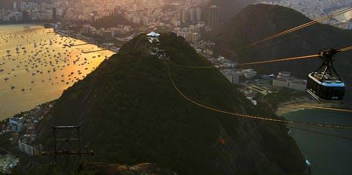 Arraial do Cabo para Rio de Janeiro