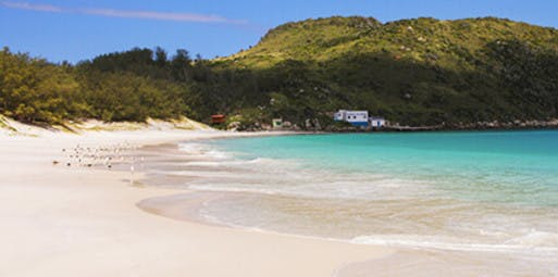 Niterói para Arraial do Cabo