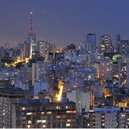 Paraty para São Paulo