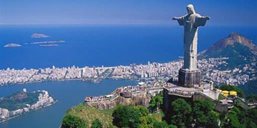 Santo André para Rio de Janeiro
