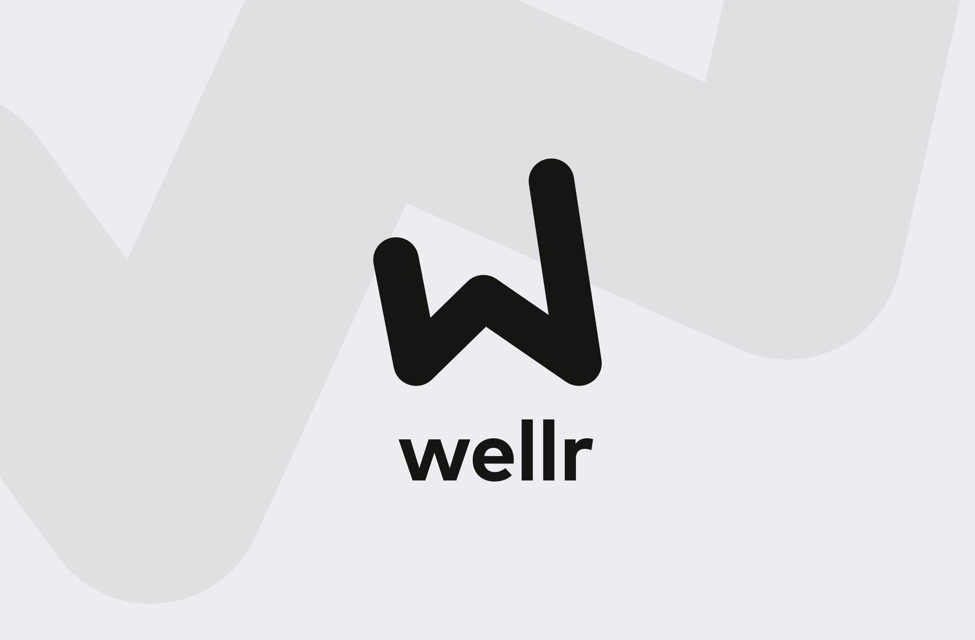 Wellr health app