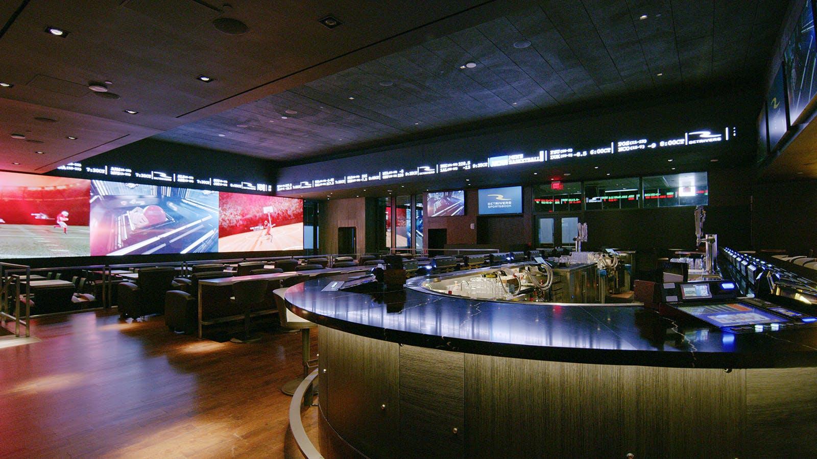 rivers casino des plaines sports betting