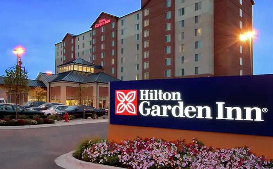 Hilton Garden Inn Chicago O'Hare