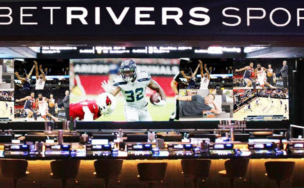 BetRivers Sports Bar