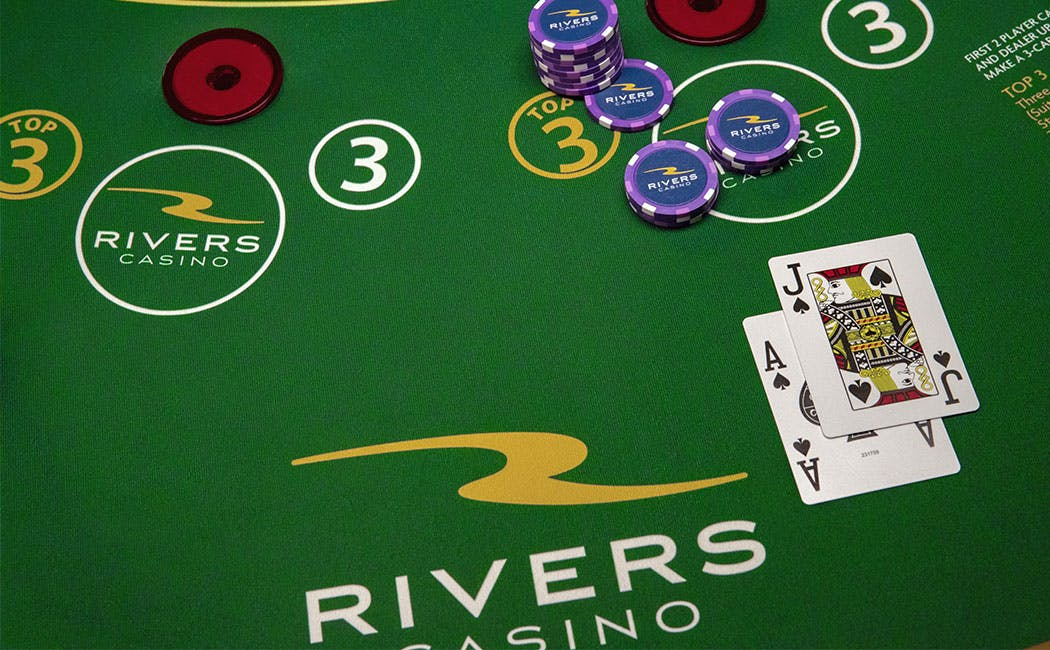 Rivers casino blackjack payout real money
