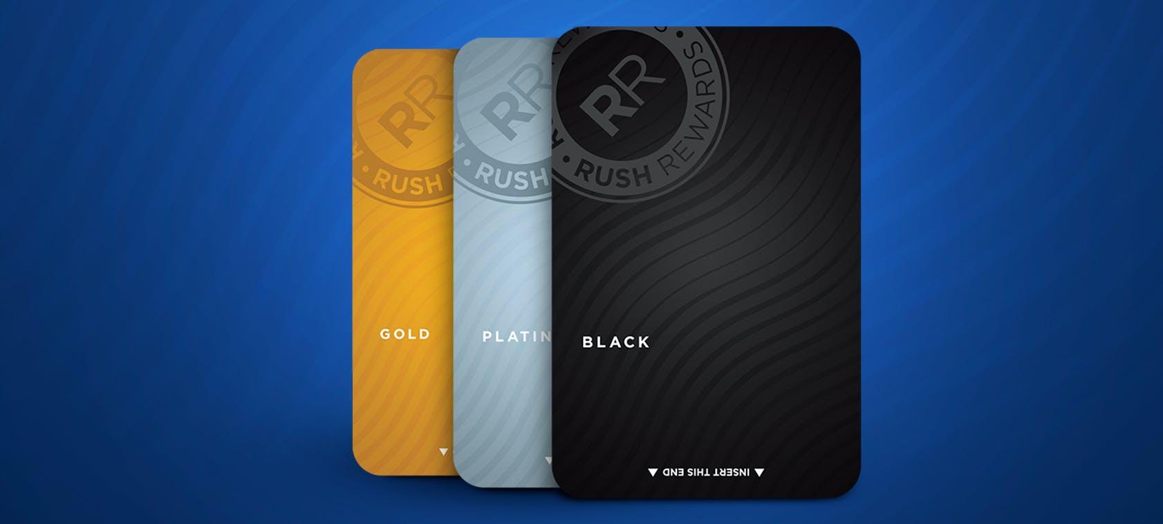 Rush Rewards