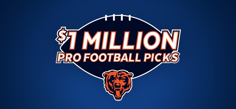 $1 Million Pro Football Picks Giveaway