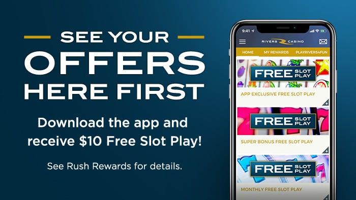 Rivers Casino Des Plaines App