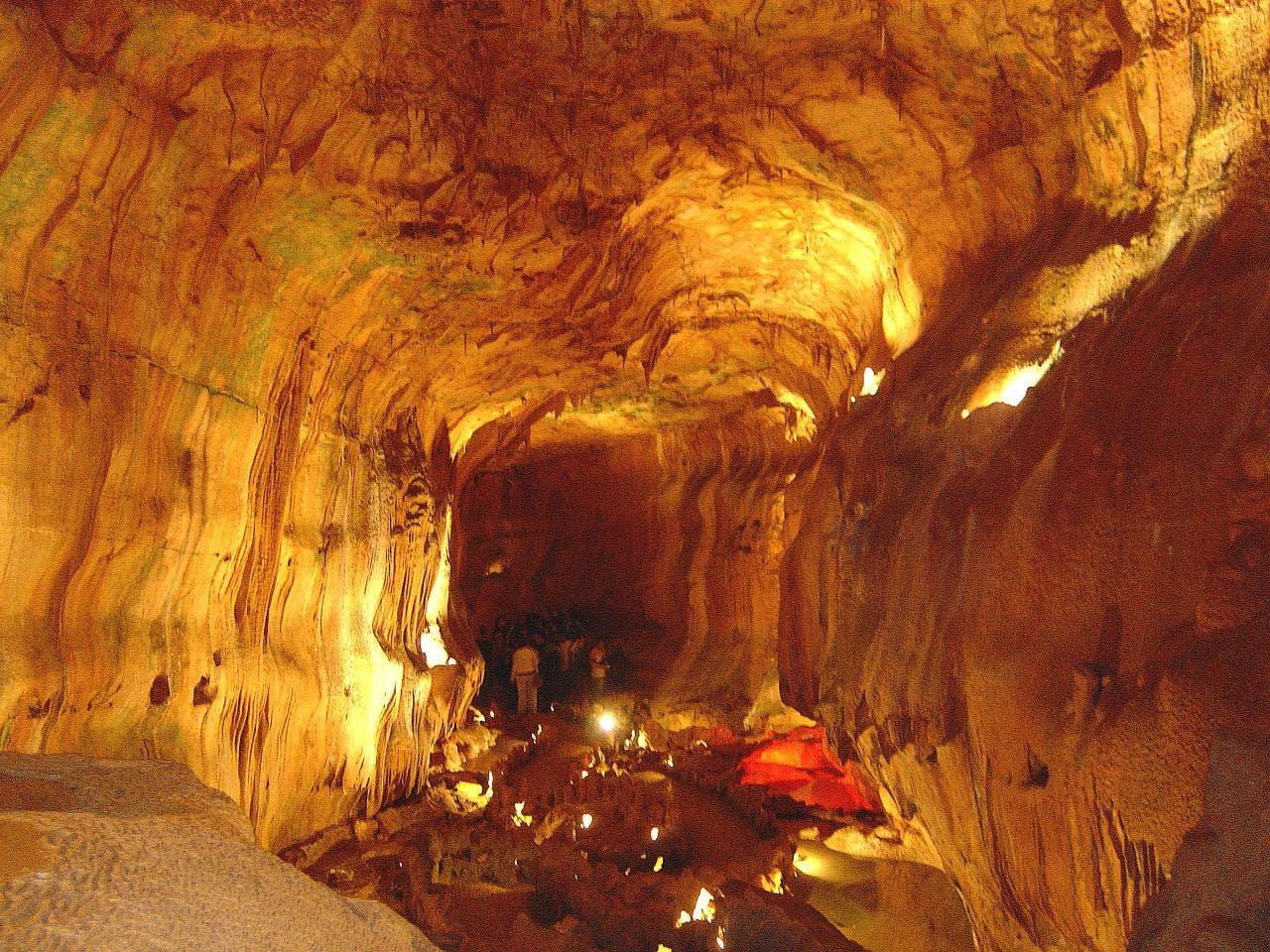 Photo Les grottes de Mira de Aire - Portugal
