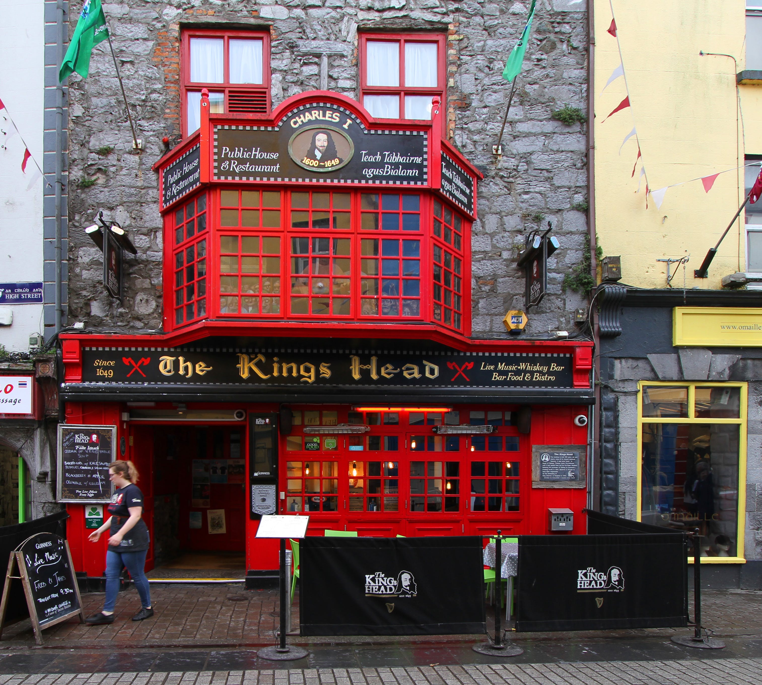 Photo Galway - Irlande