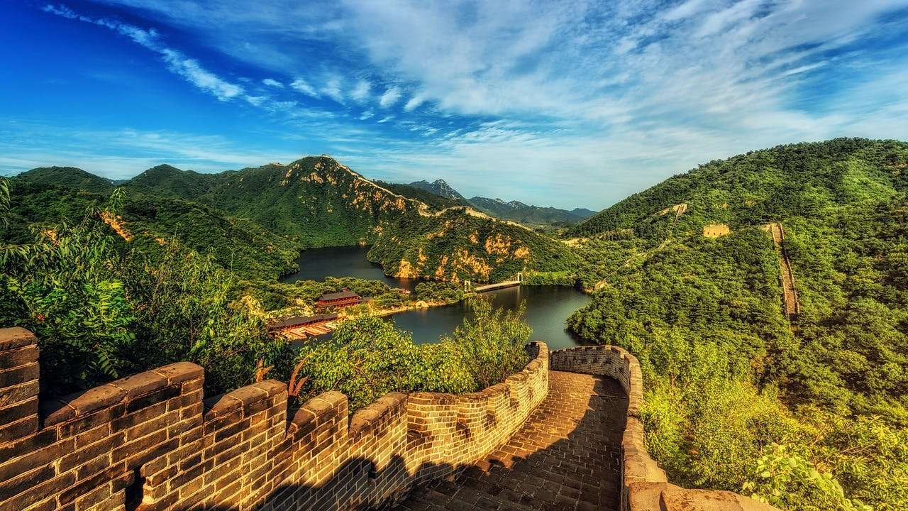 Photo La Grande Muraille de Chine - Chine