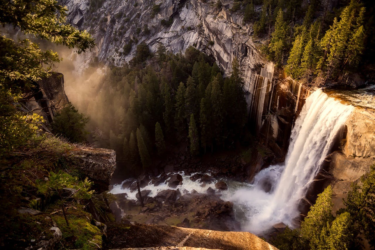 Photo La Vallée du Yosemite - Etats-Unis