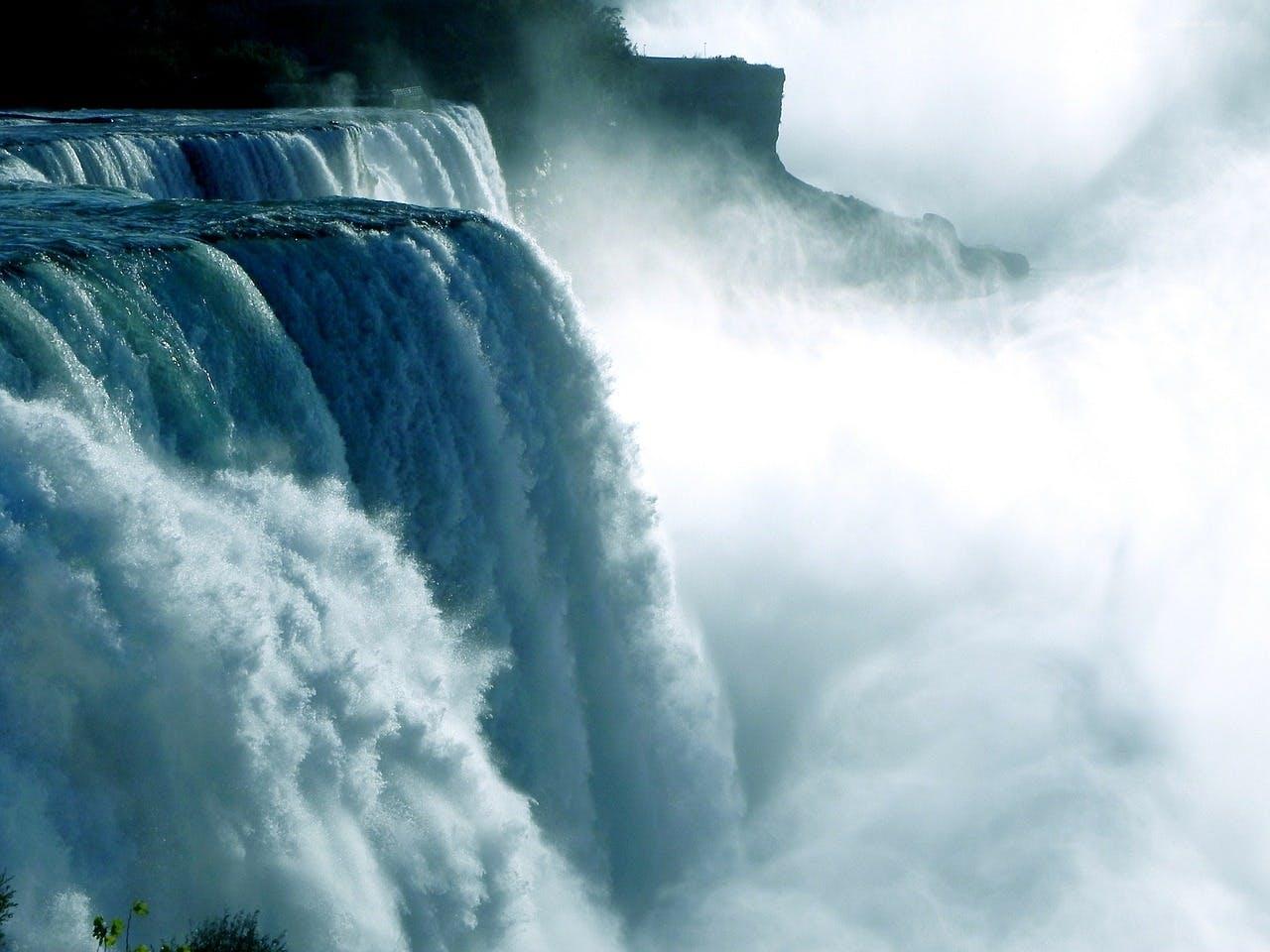 Photo Les chutes du Niagara - Canada