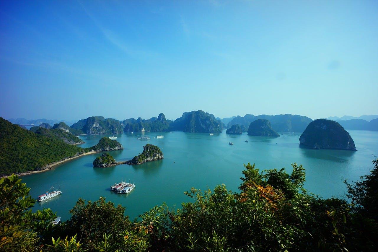 Photo La Baie d'Halong - Vietnam