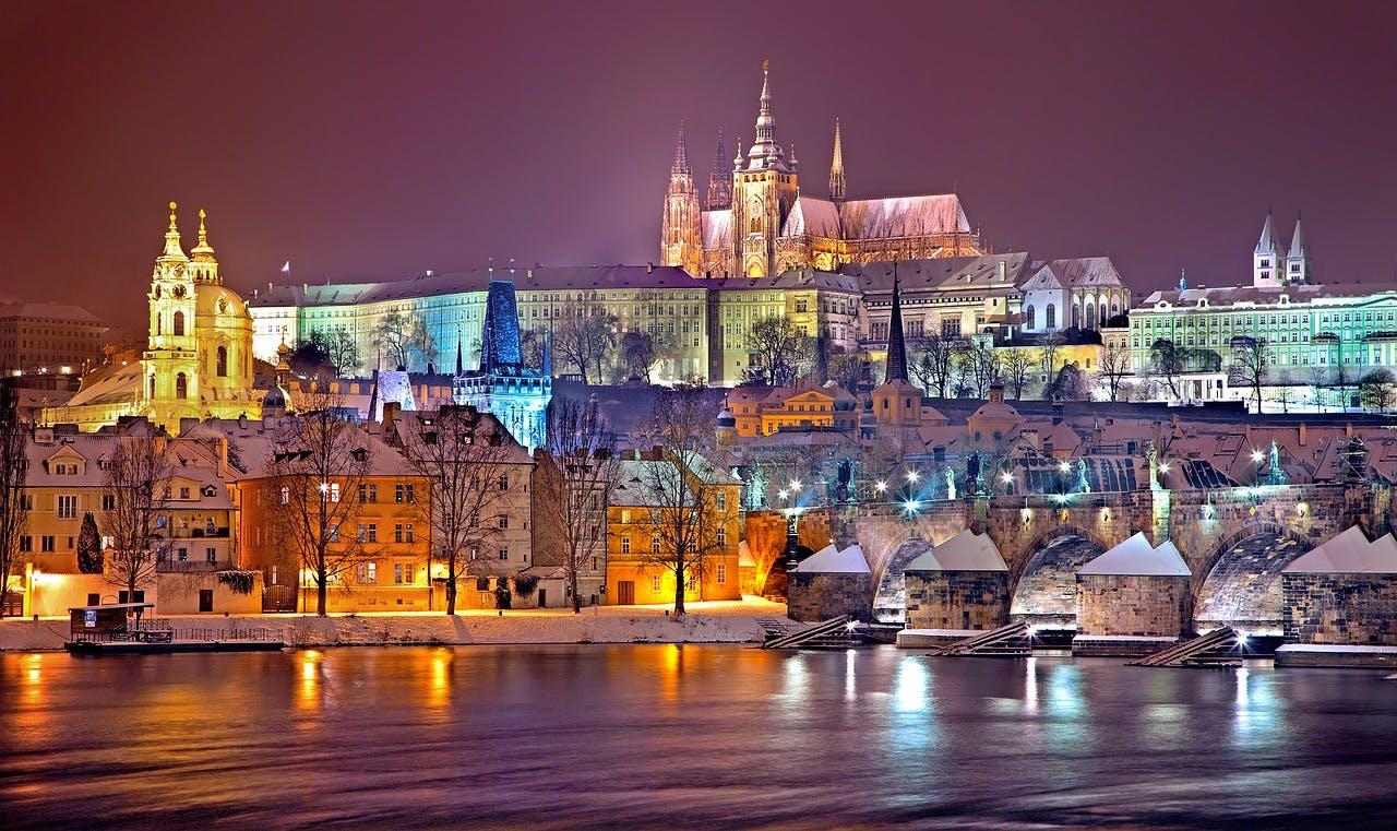 Photo Le château de Prague - République Tchèque