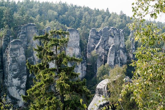 Photo Cesky raj - République Tchèque