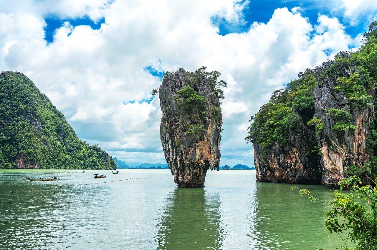 Photo Baie de Phang Nga - Thaïlande