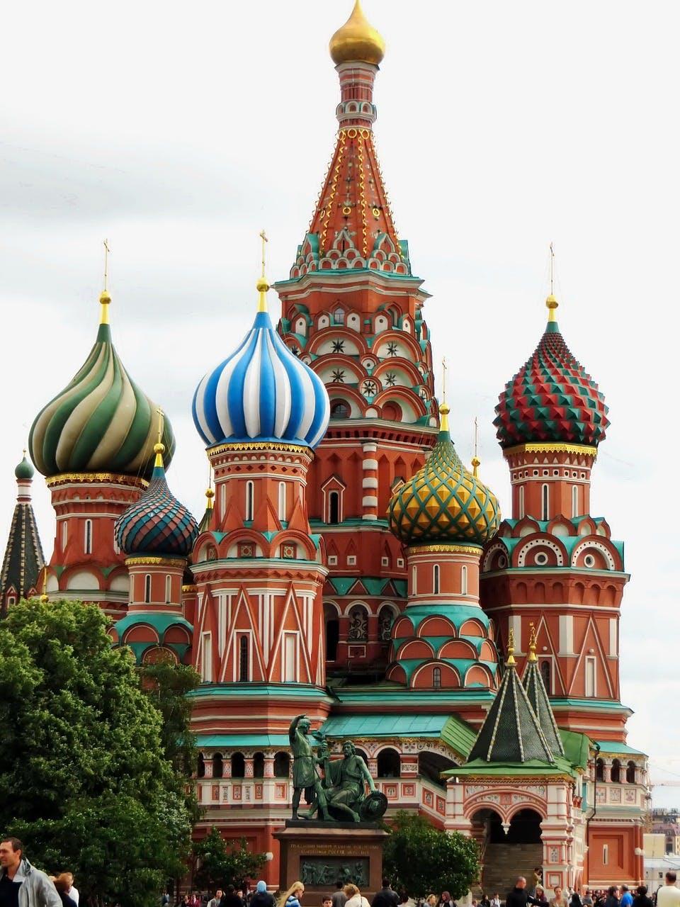 Photo La Place Rouge - Russie
