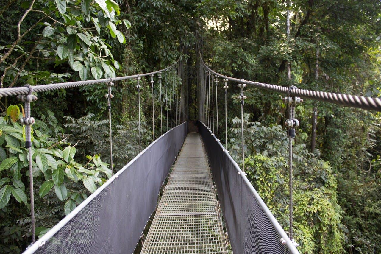 Photo Parc National Rincon de la Vieja - Costa Rica