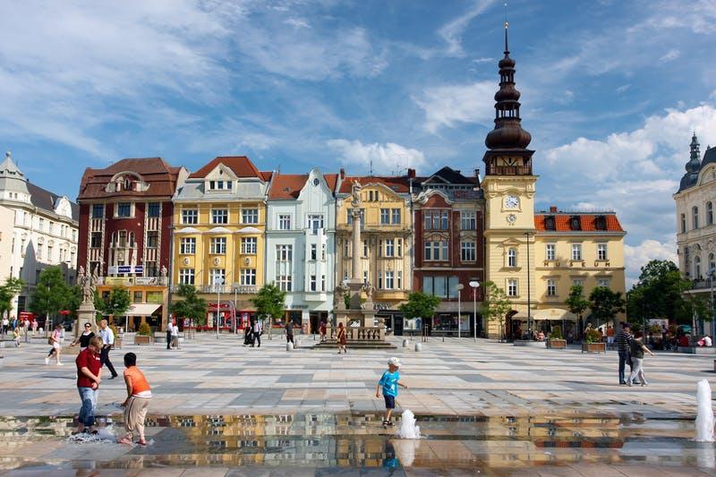 Photo Ostrava - République Tchèque