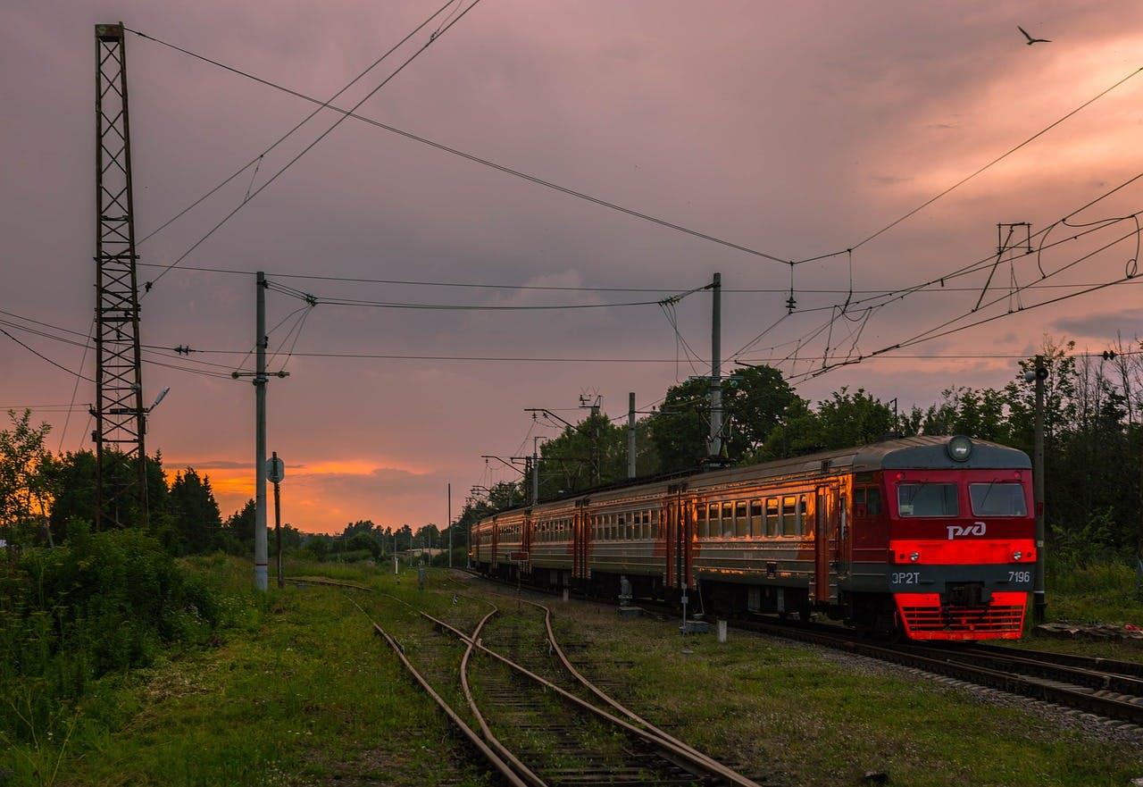Photo Le Transsibérien - Russie