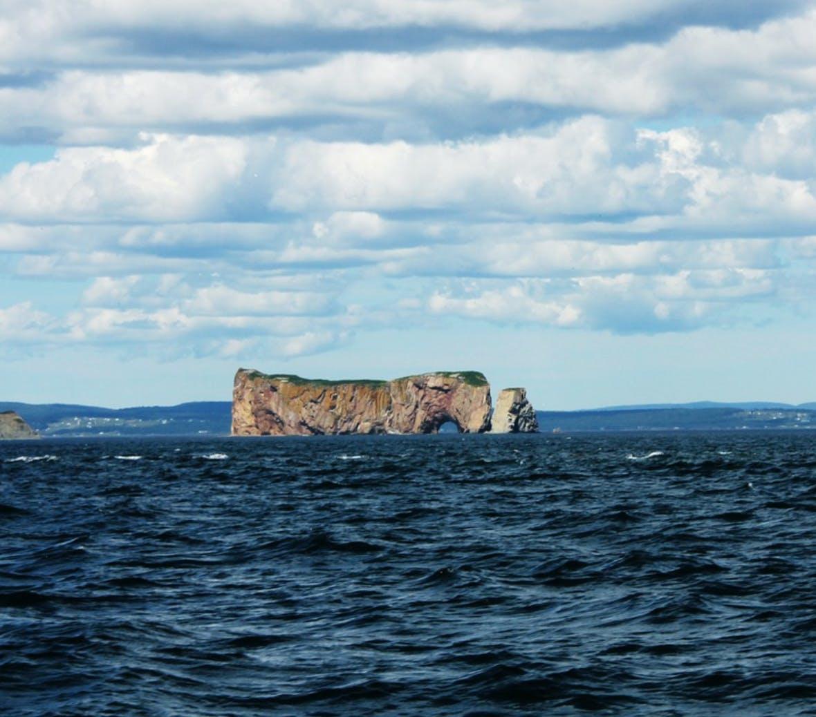 Photo La Gaspésie - Canada