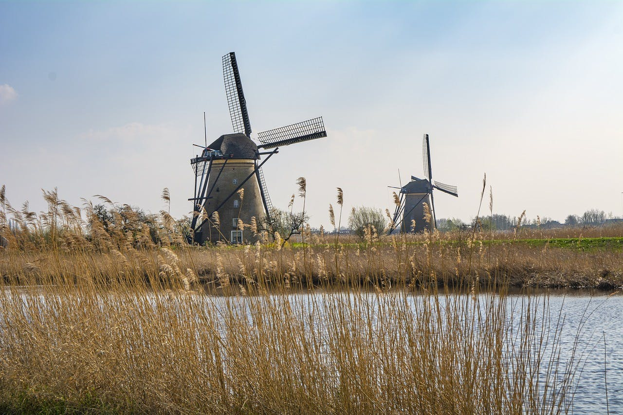 Photo Kinderdijk - Pays-Bas