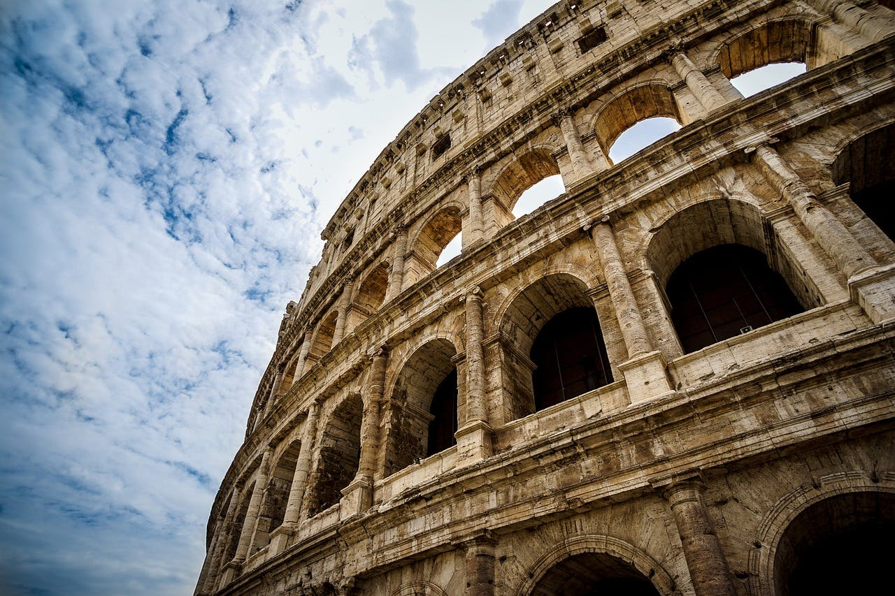 Photo Le Colisée - Italie