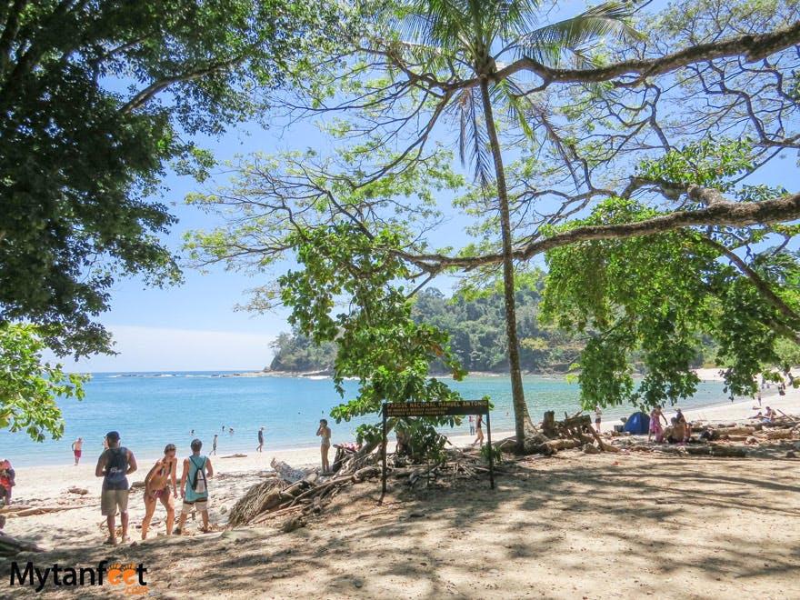 Photo Le parc Manuel Antonio - Costa Rica