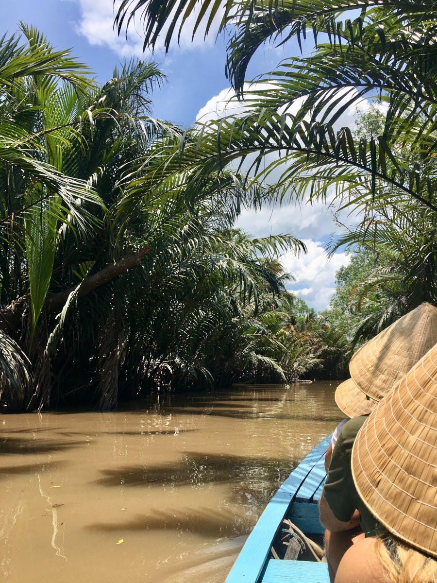 Photo Le delta du Mékong - Vietnam