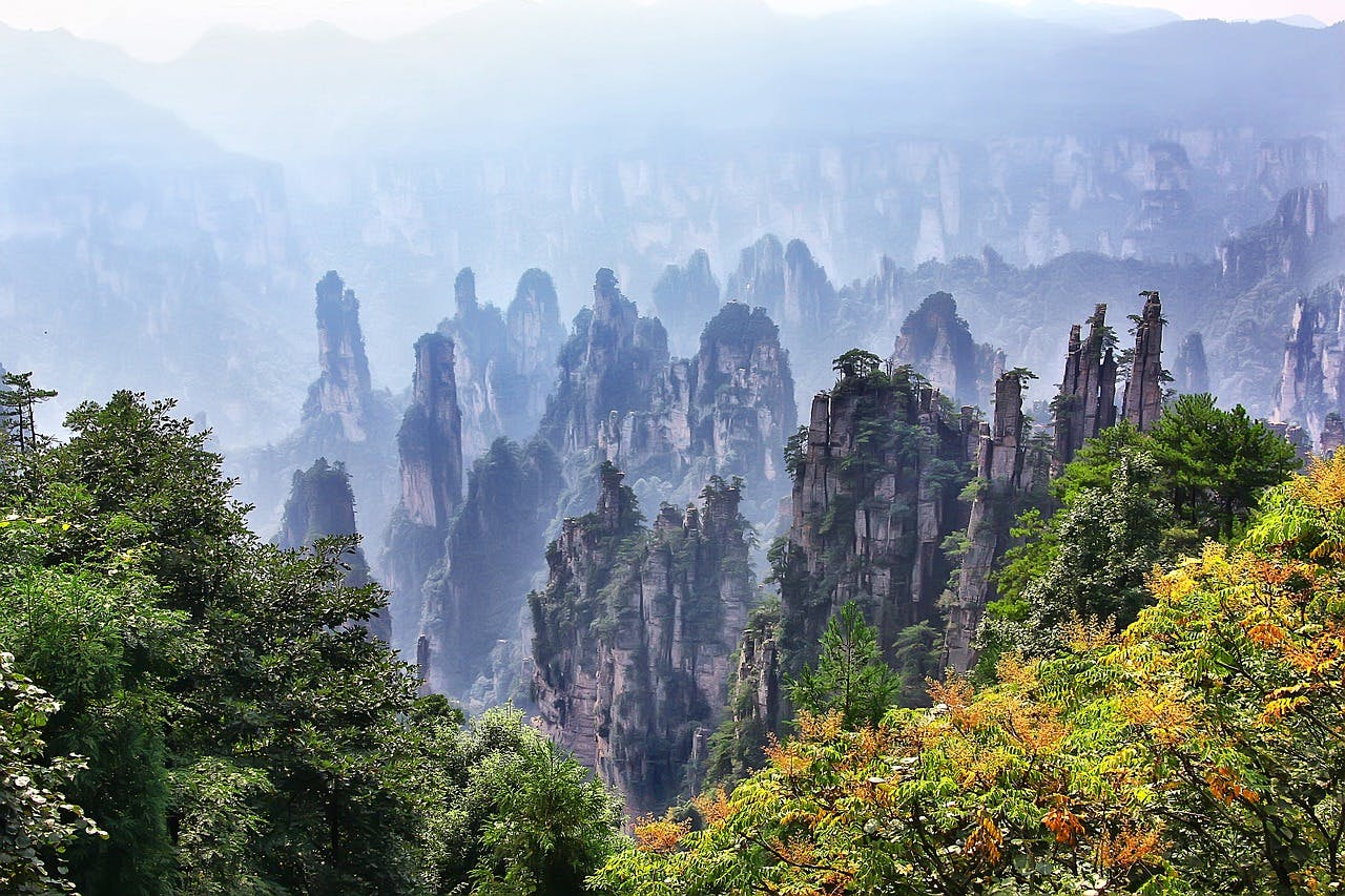 Photo Zhangjiajie - Chine