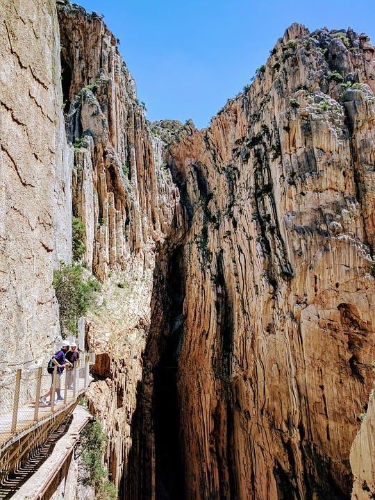 Photo El caminito del Rey - Espagne