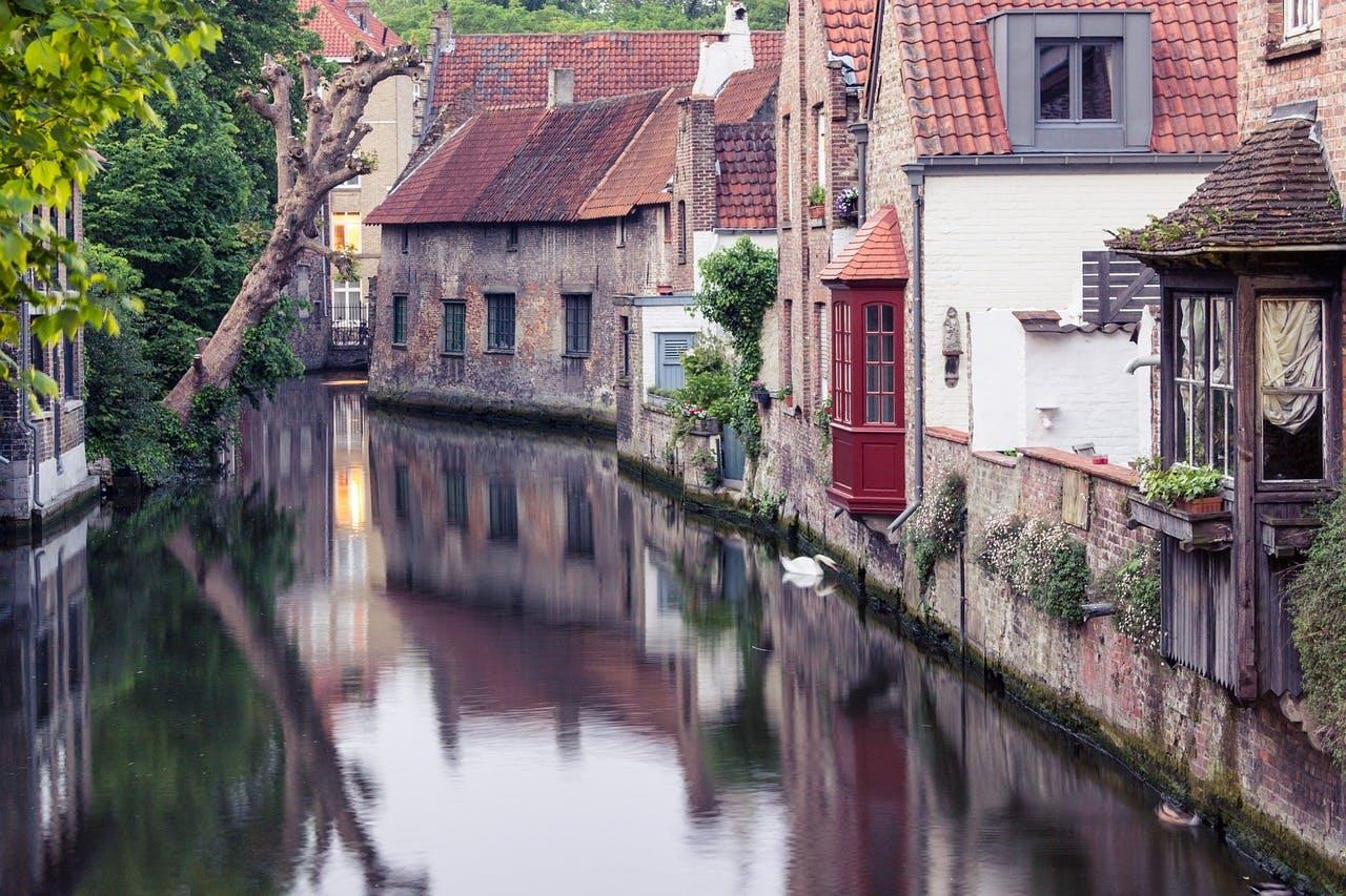 Photo Bruges - Belgique