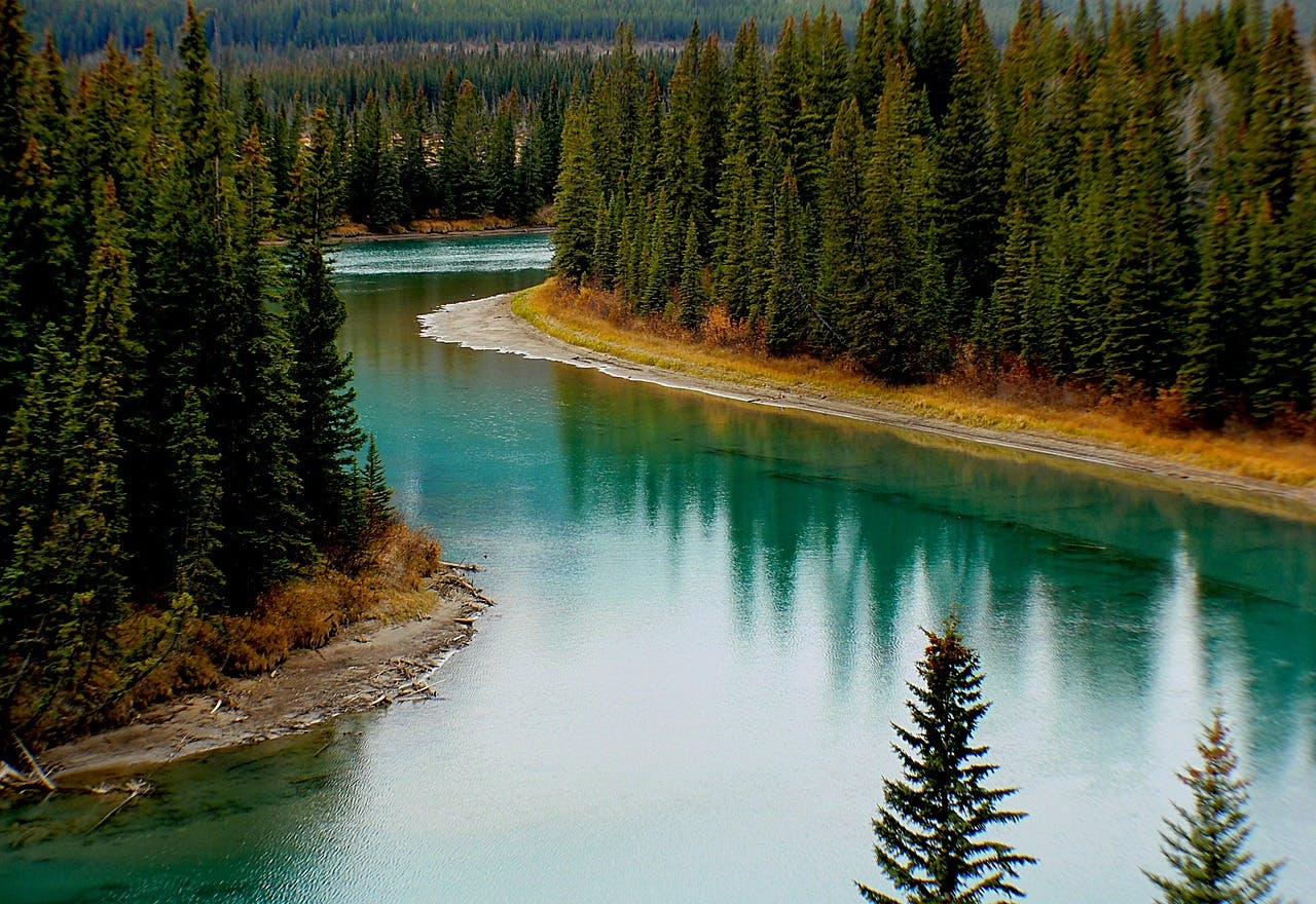 Photo Le parc national de Banff - Canada