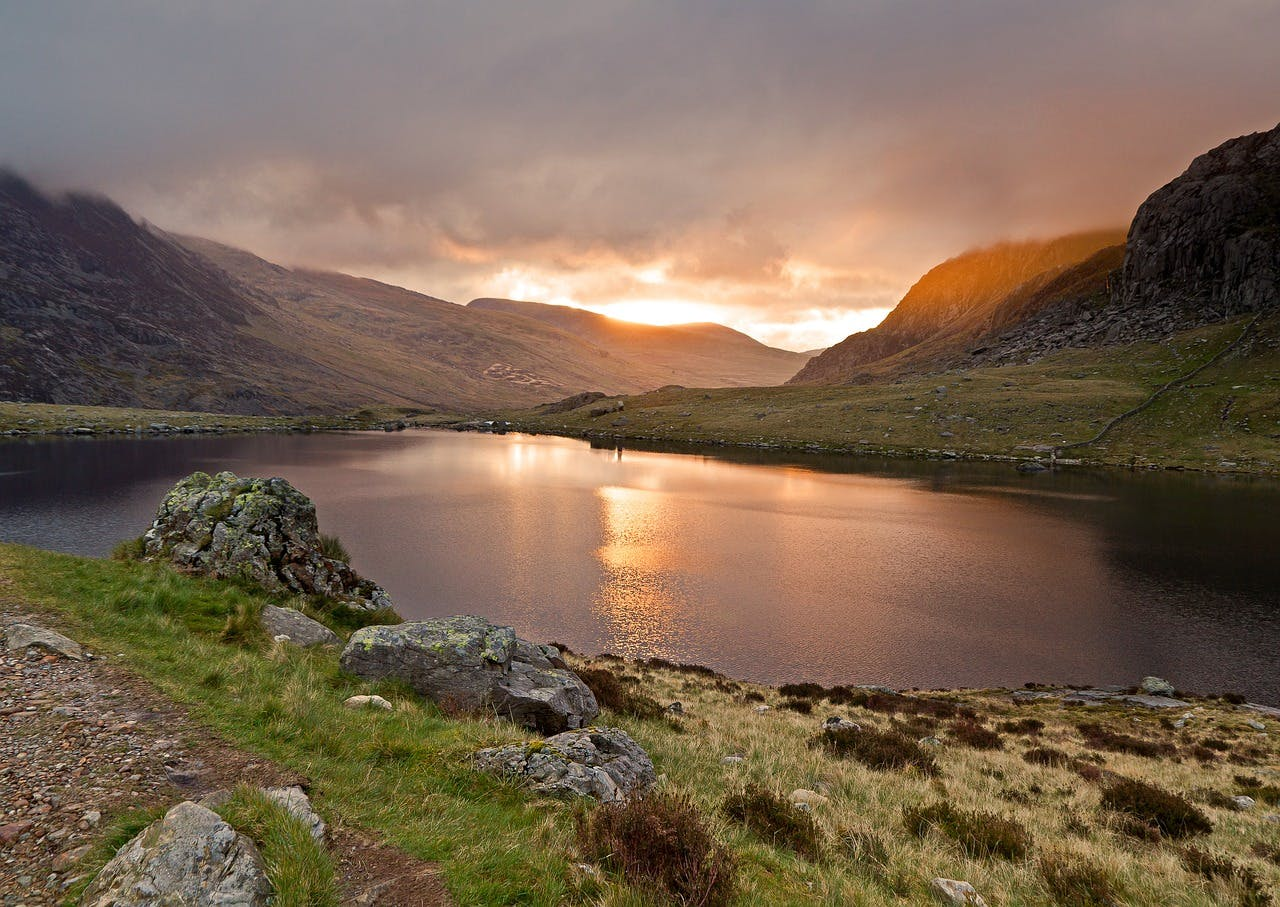 Photo Le Parc National de Snowdonia - Royaume-Uni
