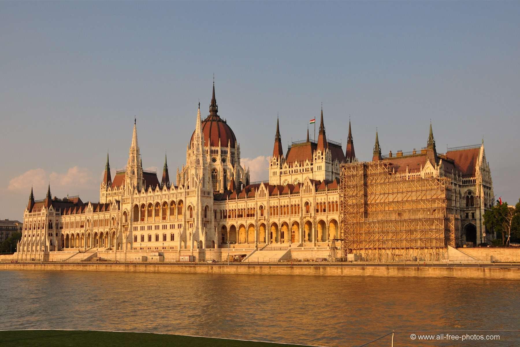 Photo Le Parlement - Hongrie
