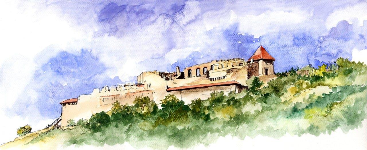 Photo Le Château des Nuages - Hongrie