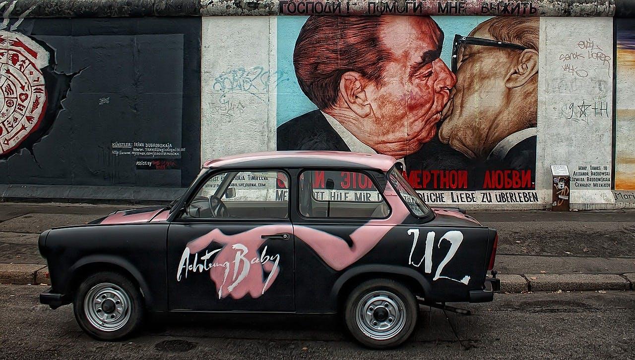 Photo Le Mur de Berlin - Allemagne