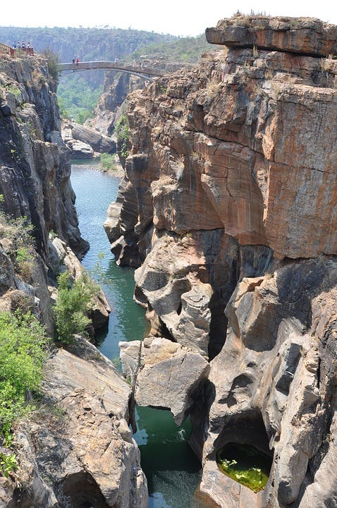 Photo Blyde River Canyon - Afrique du Sud
