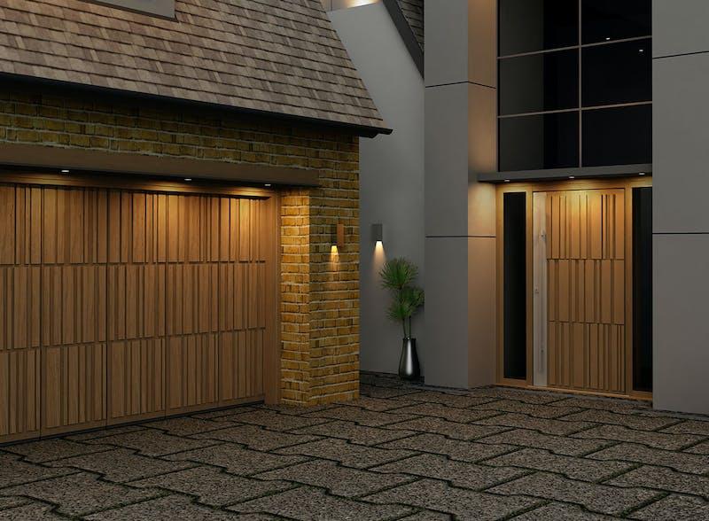 Front & Garage door - Tavole by Deuren