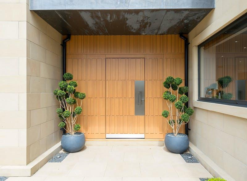 Single hinged front door - Tavole by Deuren