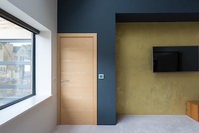 Bespoke Trem H Internal Door Natural Oak