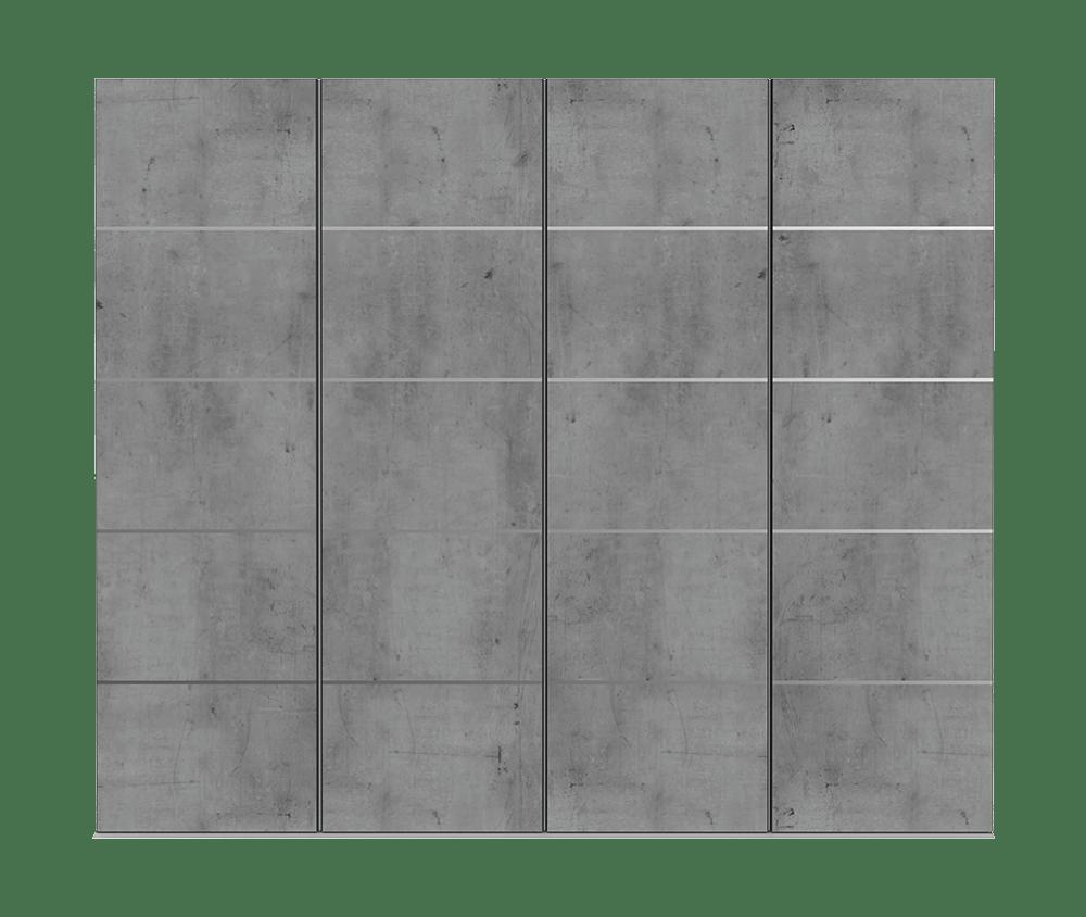 Skyline Garage Door - Olivo SI by Deuren