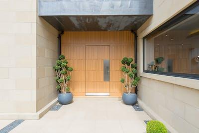 Bespoke Tavole Front Door
