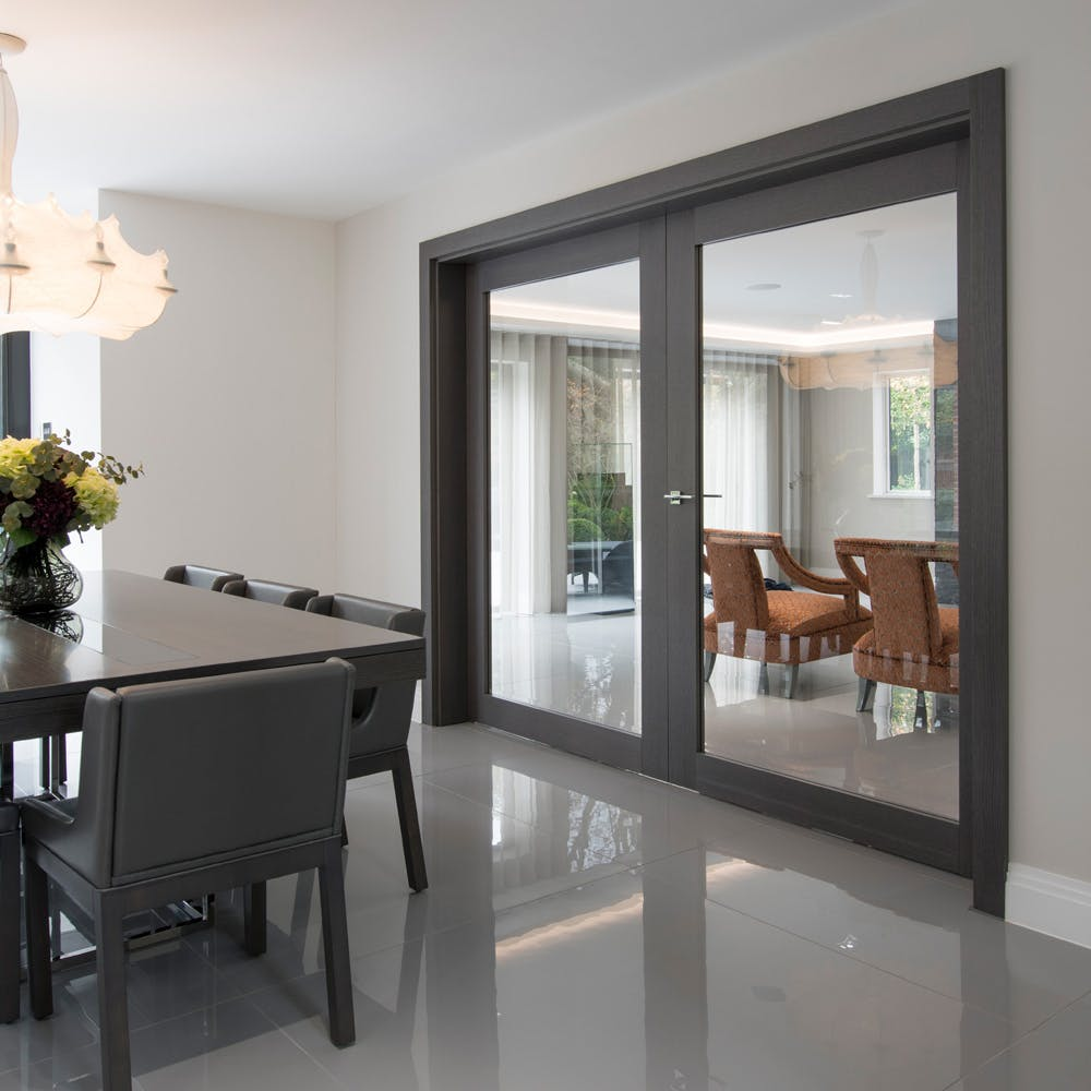 Punctuating open-plan spaces with innovative design