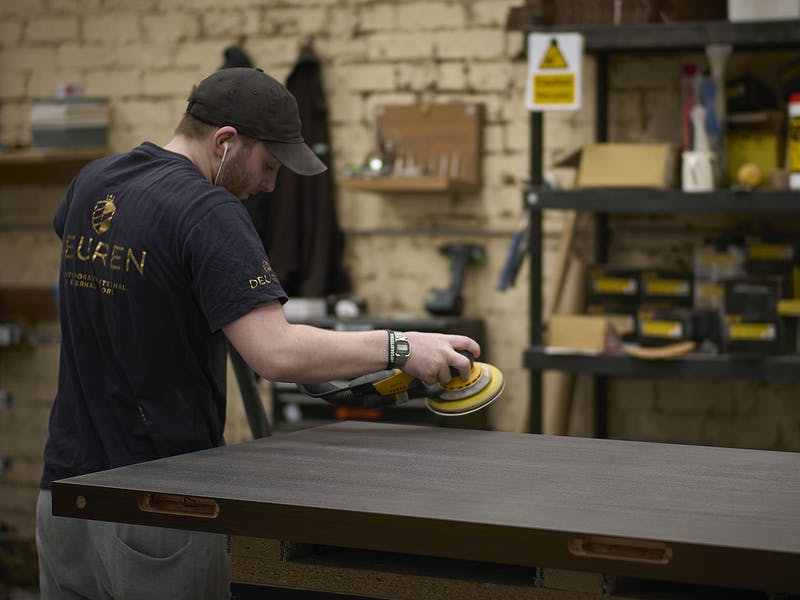 Handcrafted in our workshop